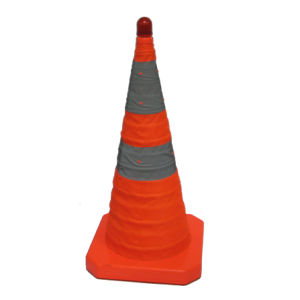 Retractable Traffic Cone (DSM-R701) pictures & photos