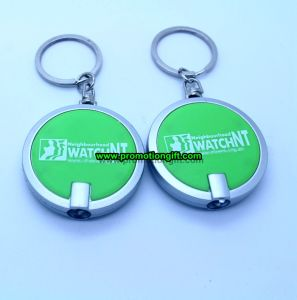 Promotional Light LED Keychain pictures & photos