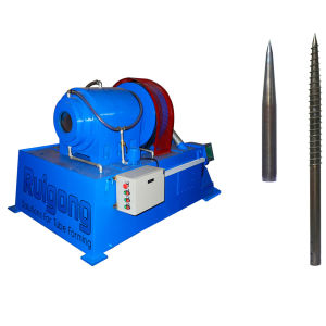Tube Sharpening Machine for Ground Screw