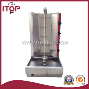 Stainless Steel Gas Shawarma Machine (GSW-4) pictures & photos