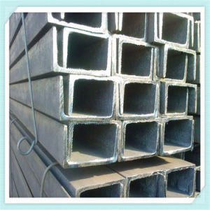 Hot Rolled JIS Steel Channel 50*25 with High Quality in Tangshan pictures & photos