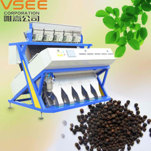 Vsee RGB Full Color Pepper Seeds Color Sorter pictures & photos