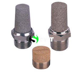 Ssm Type Exhaust Muffler (silencers) pictures & photos