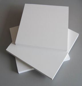 Flat Surface 3mm 5mm 6mm White PVC Foam Sheet pictures & photos