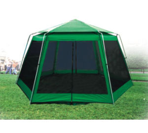 Gazebo Tent With Mesh (OCT-XC009) pictures & photos