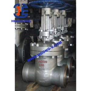 API/DIN/JIS Cast Steel Big Size Weld Gate Valve