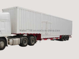 Semitrailer (LS9404XXY WHITE)