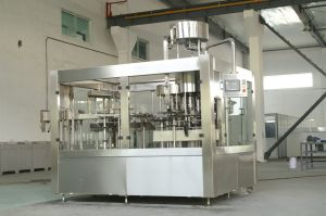 Water Filling Machine Pure Water Filling and Sealing Machine pictures & photos