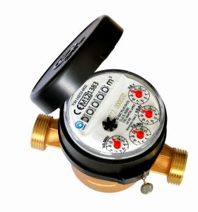 Single Jet Water Meter (D2-5+4) pictures & photos
