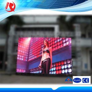 Full Color Rental P10 Outdoor LED Display Screen pictures & photos