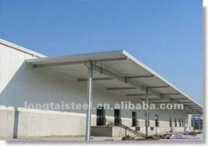 Steel Structure Warehouse with Crane (LTW140) pictures & photos