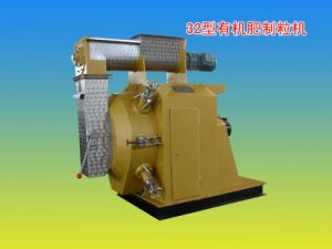 Organic Fertilizer Pellet Mill Hkj-32f Pellet Press
