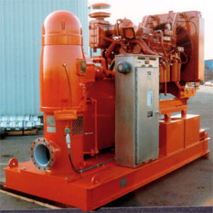 Diesel Fire Pump Vertical Turbine Type (XBC-VTP) pictures & photos