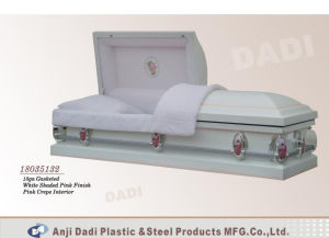 American Style Metal Coffin (18035132) pictures & photos
