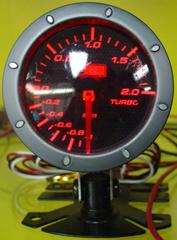 LED Auto Turbo Gauge (LED52707-3)