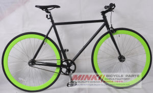 Cromoly Steel Fixed Gear Bicycle (Cog and Freewheel Included) pictures & photos