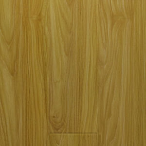 U Groove Mould Pressed Laminate Flooring Matte Silk Surface 1231 pictures & photos