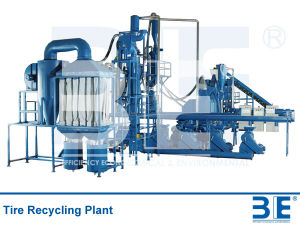 Tyre Recycling Machine/Waste Tire Recycling Machine pictures & photos