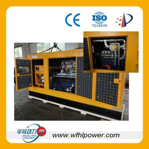 Natural Gas Generator with CHP/Waste Heat Recovery pictures & photos