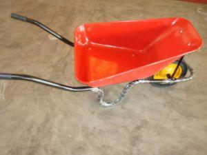 Wheelbarrow with Solid Wheel (WB3800)