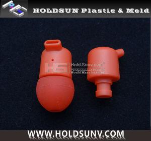 High Quality CE Standard Dark Red Earphone