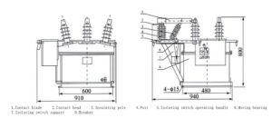 Outdoor Vacuum Circuit Breaker