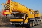 Mobile Crane (130 Ton) (SW130B6MC) pictures & photos