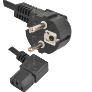 Kc Power Cords& Korea Electrical Outlets (S03-K+ST3-W) pictures & photos