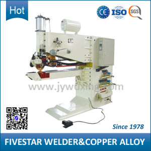 Frequency Control Rectifier Seam Welding Machine for Galvanizing Tank with Good Quality pictures & photos
