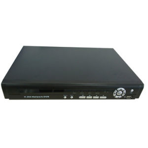 8 Channels Real Time DVR (HS-4208)