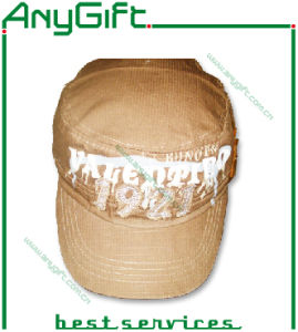 Military Cap with Customized Logo pictures & photos