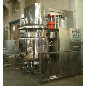 Vacuum Cream-Making Machine (ZG)