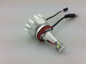 New Design 40W Angle Eyes Canbus H8 LED Marker for BMW Fan Inside pictures & photos