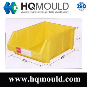 High Quality Plastic Bread Crate Box Injection Moulding pictures & photos