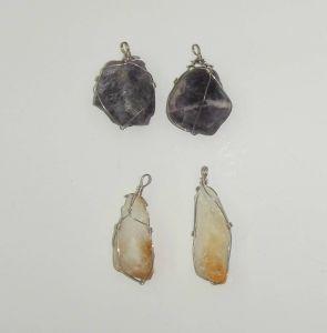 Semi Precious Stone Pendant, Jewelry Pendant, Fashion Pendant<Esb01434> pictures & photos