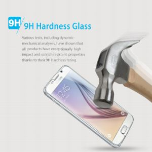 9h Tempered Glass Screen Protector for Samsung Galaxy S6 pictures & photos
