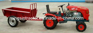 12-20HP Small 4wheel Farm Tractor, Mini Tractor pictures & photos