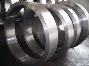 Seamless Rolled Rings, Forged Steel Rings for Large Diameter Bearings, Slewing Bearing (F003) pictures & photos