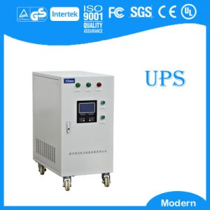 5 kVA Industrial Online UPS (15 Minutes Backtime) pictures & photos