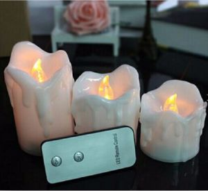 LED Remote Control Candle for Promotional Gift pictures & photos