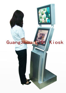Dual Screen Kiosk (A34)