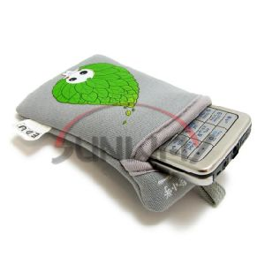 Fashionable Neoprene Mobile Phone Bag for iPhone (MC023) pictures & photos