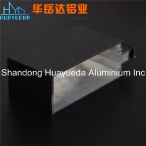 Curtain Wall Aluminium of Powder Coating Aluminium Extrusion Profiles pictures & photos