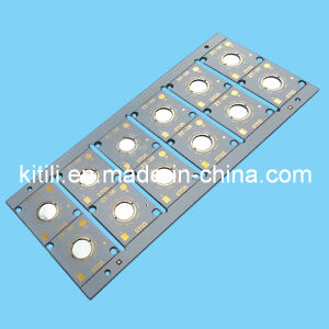 Blank Aluminum LED PCB with Mirror
