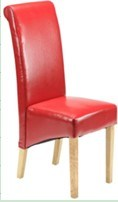 PU Leather Chair