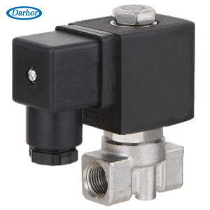 Easy to Use 2-Way Solenoid Valve (DHSM31)
