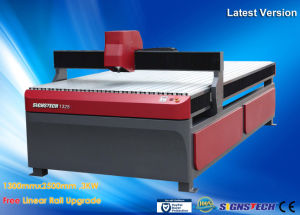 Sign-Making CNC Router 4ftx8ft, 3kw, for Signs, Signage pictures & photos