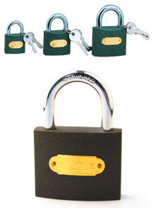Iron Padlock, Steel Padlock, Grey Iron Padlockal-20-70 pictures & photos
