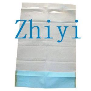 Disposable Adult Bibs ZY  Disposable adult bibs for hospital usage. See larger image