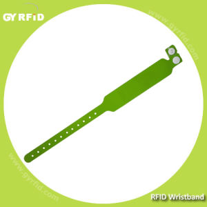 Nfc Disposable PP Wristband for Event Ticket (GYRFID) pictures & photos